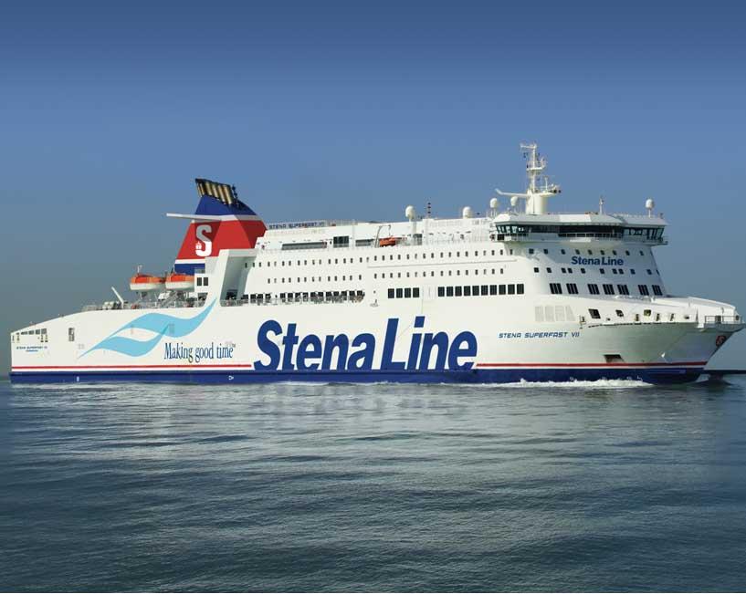 Stenaline Ferries, Cairnryan, Near Stranraer.