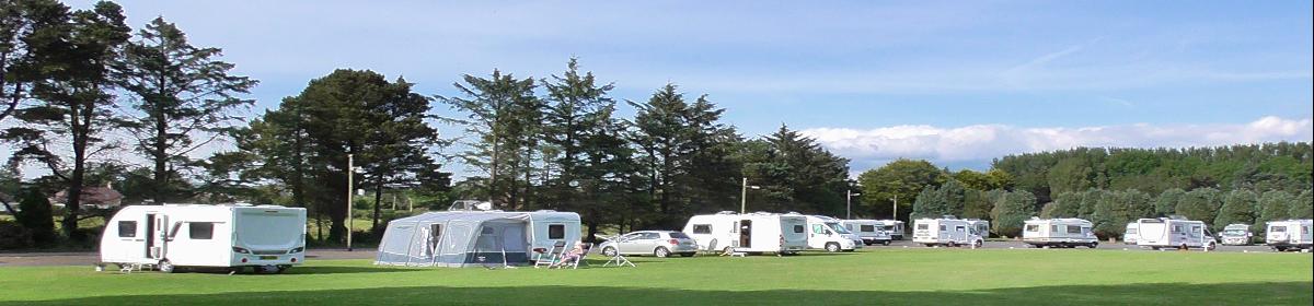 Aird Donald Caravan Park, Stranraer
