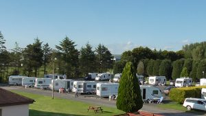 Rally and Tour group Information for Aird Donald Caravan Park Stranraer