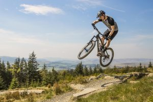 Mountain Biking near Aird Donald Caravan Park, Stranraer
